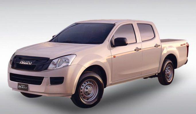 ISUZU D-MAX DOUBLE CAB VGS M/T 2500 CC