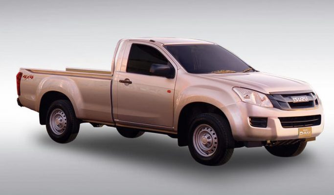 ISUZU D-MAX SINGLE CAB VGS M/T 2500 CC
