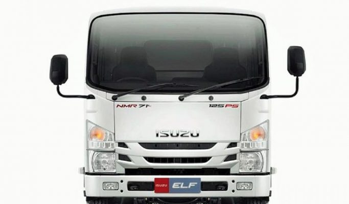 ISUZU NMR 71 T SD