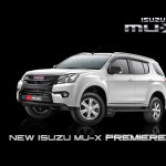 Jual ISUZU MU-X Tiptronic Premiere
