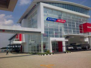 Dealer Resmi Isuzu Jakarta Barat
