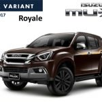 Jual ISUZU New MU-X AT Tiptronic Royale