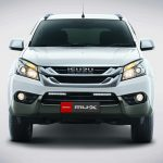 Jual ISUZU New MU-X AT I SERIES