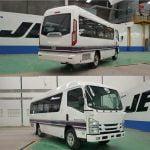 ISUZU NQR 71 (Chassis Bus)